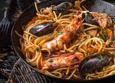 Όλα τα αρώματα της θάλασσας σε ένα πιάτο! - Μαγική Μακαρονάδα με θαλασσινά από την Αργυρώ Μπαρμπαρίγου - Κυρίως Φωτογραφία - Gallery - Video