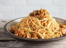 Απολαυστική κι υγιεινή μακαρονάδα με σάλτσα μανιταριών από τον Άκη Πετρετζίκη (Βίντεο) - Κυρίως Φωτογραφία - Gallery - Video