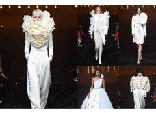 Εντυπωσιακή η νέα κολεξιόν couture των Viktor & Rolf - Από το Παρίσι η επίδειξη μόδας που ενθουσίασε (ΦΩΤΟ) - Κυρίως Φωτογραφία - Gallery - Video