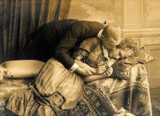 Vintage έρωτας: 22 σπάνιες φωτογραφίες ερωτευμένων ζευγαριών στις δεκαετίες 1900-1910 - Τόσο παλιά! - Κυρίως Φωτογραφία - Gallery - Video