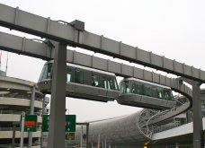 Γερμανία: Από το αεροδρόμιο στον σιδηροδρομικό σταθμό «πετώντας» - Το εναέριο τρένο στο Ντίσελντορφ (Φωτό & Βίντεο) - Κυρίως Φωτογραφία - Gallery - Video