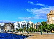 Θεσσαλονίκη: Η γυναίκα που φόρεσε την κίτρινη πετσέτα της πήρε την τσάντα της και βγήκε βόλτα στο κέντρο - Κυρίως Φωτογραφία - Gallery - Video