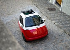Microlino: Ένα μικροσκοπικό, ηλεκτρικό αμάξι το οποίο θα κάνει σύντομα την εμφάνισή του στους δρόμους της Ευρώπης (Φωτό) - Κυρίως Φωτογραφία - Gallery - Video