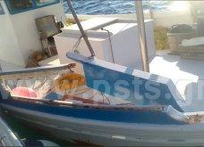 Ναυτικό ατύχημα στην θαλάσσια περιοχή της Αλυκής: Καρέ - καρέ η στιγμή που τουριστικό σκάφος συγκρούεται με πλοιάριο στην Πάρο - Κυρίως Φωτογραφία - Gallery - Video