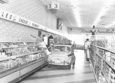 30 σπάνιες vintage φωτογραφίες- Όταν οι κυρίες πήγαιναν στο σουπερμάρκετ με τα ρόλεϊ & πως ήταν τα ψώνια στον 19ο αιώνα... - Κυρίως Φωτογραφία - Gallery - Video
