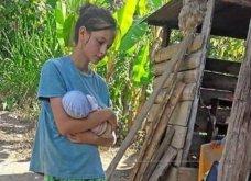 Story of the  Day : 19χρονη Ισπανίδα εγκατέλειψε το σπίτι της βρέθηκε όμηρος από αίρεση στη ζούγκλα του Περού με ένα μωρό αγκαλιά (φωτο-βιντεο) - Κυρίως Φωτογραφία - Gallery - Video