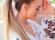 20+ υπέροχες ιδέες για μοναδικά χτενίσματα που θα ξεχωρίσουν το φετινό καλοκαίρι (φωτό)   - Κυρίως Φωτογραφία - Gallery - Video