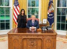 Κιμ Καρντάσιαν: «Έχω μιλήσει γυμνή στον Ντόναλντ Τραμπ» - Πώς ήταν η συνάντησή τους στον Λευκό Οίκο (Βίντεο) - Κυρίως Φωτογραφία - Gallery - Video