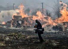 Έχασε τη μάχη για τη ζωή και η γυναίκα του πυροσβέστη - Είχε πεθάνει και το 6 μηνών βρέφος του - 92 οι νεκροί της φονικής πυρκαγιάς - Κυρίως Φωτογραφία - Gallery - Video