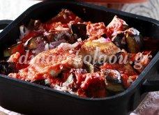 Πεντανόστιμο κοτόπουλο στη γάστρα με μελιτζάνες και μπαχαρικά από την Ντίνα Νικολάου - Κυρίως Φωτογραφία - Gallery - Video