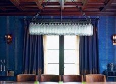 Κουρτίνες: 50 πρωτότυπες και φανταστικές ιδέες για τη διακόσμηση του σαλονιού - Από την απόλυτη μονοχρωμία έως τα πιο τρελά σχέδια (Φωτό) - Κυρίως Φωτογραφία - Gallery - Video