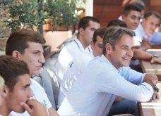 Όλες οι φωτογραφίες από τη χαρούμενη συνάντηση του Κυριάκου Μητσοτάκη με τους πρωταθλητές μας (Φωτό) - Κυρίως Φωτογραφία - Gallery - Video