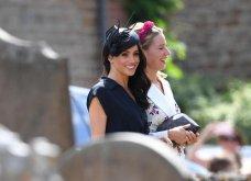 Η Μέγκαν Μαρκλ γιορτάζει σήμερα τα 37α γενέθλια της : Πήγαν με τον πρίγκηπα Χάρι  σε γάμο φίλου τους (φωτο) - Κυρίως Φωτογραφία - Gallery - Video