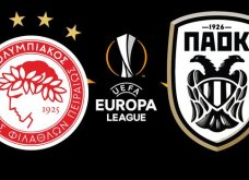 Δύσκολη κλήρωση για Ολυμπιακό και ΠΑΟΚ - Δείτε τους ομίλους του Europa League - Κυρίως Φωτογραφία - Gallery - Video