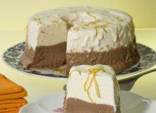 Διπλή απόλαυση: Παρφέ σοκολάτα και λεμόνι από τον Στέλιο Παρλιάρο - Κυρίως Φωτογραφία - Gallery - Video