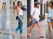 35 όμορφα καλοκαιρινά γυναικεία σανδάλια για όλες τις περιστάσεις - Κυρίως Φωτογραφία - Gallery - Video