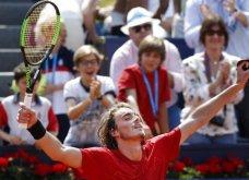 Αυτός είναι ο Στέφανος Τσιτσιπάς: Πριν κλείσει τα 20 αγγίζει το Νο. 1 στο παγκόσμιο τένις (Φωτό) - Κυρίως Φωτογραφία - Gallery - Video