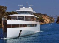 «Venus»: Η θαλαμηγός του Στιβ Τζoμπς βρίσκεται στο Ναύπλιο - Η τραγική ιστορία της (Φωτό & Βίντεο) - Κυρίως Φωτογραφία - Gallery - Video
