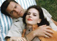 Vintage στιγμιότυπα με αξέχαστα ζευγάρια του Χόλιγουντ - Ερωτευμένα ή στο πλατό μαζί - Κυρίως Φωτογραφία - Gallery - Video