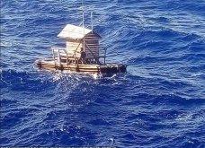 19χρονος πέρασε 49 μέρες ναυαγός στον ωκεανό: Έτρωγε ψάρια έπινε θαλασσινό νερό - Κυρίως Φωτογραφία - Gallery - Video