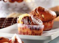 Η Ντίνα Νικολάου προτείνει για επιδόρπιο: Muffins με 3 σοκολάτες - Κυρίως Φωτογραφία - Gallery - Video