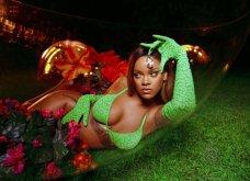H Rihanna παρουσίασε τη δική της σειρά εσωρούχων με εγκύους, κοντά ή εύσωμα μανεκέν σε αντί-Victoria Secret στιλ - Κυρίως Φωτογραφία - Gallery - Video
