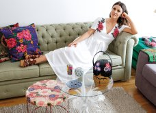 Made in Greece τα Karavan & η Μαριλού Κατσώνη: Ρούχα αέρινα & κομψά με μποέμ αισθητική για περιπλανητές της ζωής - Κυρίως Φωτογραφία - Gallery - Video