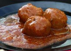 Βρήκαμε τι θα φτιάξεις σήμερα το μεσημέρι: Ζουμερά κεφτεδάκια με σάλτσα ντομάτας από την Αργυρώ Μπαρμπαρίγου - Κυρίως Φωτογραφία - Gallery - Video
