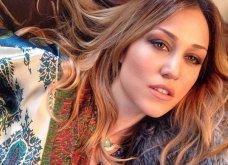 Aπίθανο χρώμα: Η εγκυμονούσα Πηνελόπη Αναστασοπούλου βάζει... φωτιά στα μαλλιά της - Διανύει τον έβδομο μήνα (Φωτό) - Κυρίως Φωτογραφία - Gallery - Video