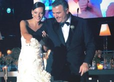 """Βίντεο: """"Μέχρι το τέλος του κόσμου"""" - Η στιγμή της εισόδου Ρέμου- Υββόνης στο γαμήλιο πάρτι - Ο γαμπρός χειροκροτά - Κυρίως Φωτογραφία - Gallery - Video"""