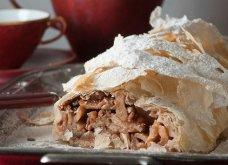 Από την Αυστρία στο πιάτο σας: Πεντανόστιμο στρούντελ από τον Στέλιο Παρλιάρο - Κυρίως Φωτογραφία - Gallery - Video