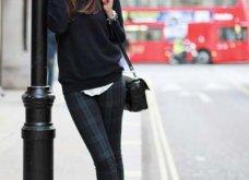 40 υπέροχοι συνδυασμοί με καρό ρούχα για κάθε περίσταση που θα σας κάνουν πιο στιλάτες από ποτέ! (ΦΩΤΟ)   - Κυρίως Φωτογραφία - Gallery - Video 14