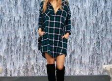 40 υπέροχοι συνδυασμοί με καρό ρούχα για κάθε περίσταση που θα σας κάνουν πιο στιλάτες από ποτέ! (ΦΩΤΟ)   - Κυρίως Φωτογραφία - Gallery - Video 24