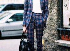 40 υπέροχοι συνδυασμοί με καρό ρούχα για κάθε περίσταση που θα σας κάνουν πιο στιλάτες από ποτέ! (ΦΩΤΟ)   - Κυρίως Φωτογραφία - Gallery - Video 27