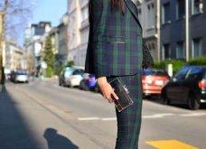 40 υπέροχοι συνδυασμοί με καρό ρούχα για κάθε περίσταση που θα σας κάνουν πιο στιλάτες από ποτέ! (ΦΩΤΟ)   - Κυρίως Φωτογραφία - Gallery - Video 29