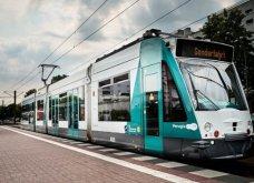 Γερμανία: Αυτό είναι το πρώτο τραμ χωρίς οδηγό - Τι δείχνουν οι πρώτες δοκιμαστικές διαδρομές - Κυρίως Φωτογραφία - Gallery - Video