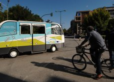 Good news: Τα Τρίκαλα -φέρνουν πρώτα τα κοινόχρηστα ηλεκτρικά τρίκυκλα & τετράκυκλα - πρωτοπόρος η πόλη  - Κυρίως Φωτογραφία - Gallery - Video