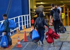 Μόρια: Ξεκίνησε το σχέδιο αποσυμφόρησης - Έφυγαν οι 100 πρώτοι αιτούντες άσυλο  - Κυρίως Φωτογραφία - Gallery - Video