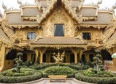 Wat Rong Khun: Ο ναός στην Ταϊλάνδη που θυμίζει ταυτόχρονα την Κόλαση και τον Παράδεισο (Φωτό) - Κυρίως Φωτογραφία - Gallery - Video