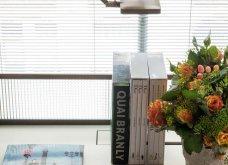 Παρίσι - 68  φωτογραφίες από το  ξενοδοχείο Brach  επιτομή του design ύμνος στην γαλλική φινέτσα δια χειρός Philippe Starch (Slideshow) - Κυρίως Φωτογραφία - Gallery - Video