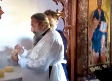 Παναγία Γαλακτοτροφούσα: Έγιναν τα εγκαίνια στα Καψαλιανά Ρεθύμνου   - Κυρίως Φωτογραφία - Gallery - Video 6
