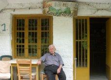 Toν φωνάζουν μπάρμπα-Στέφανο και είναι 95 ετών! Μανατζάρει ακόμη το τελευταίο καφεπαντοπωλείο των Τρικάλων (Φωτό) - Κυρίως Φωτογραφία - Gallery - Video