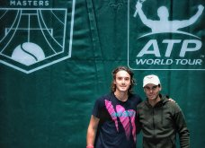 Ο Ναδάλ σε Master Class με Τσιτσιπά: Ο μικρός Έλληνας του τένις περιζήτητος αντίπαλος ανεβαίνει με ιλιγγιώδη ταχύτητα (Φωτό & Βίντεο) - Κυρίως Φωτογραφία - Gallery - Video
