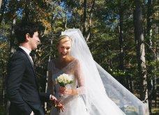 Συμπεθέρια με τον Τραμπ το top model Karlie Kloss: Παντρεύτηκε τον αδελφό του συζύγου της Ιβάνκα (Φωτό) - Κυρίως Φωτογραφία - Gallery - Video