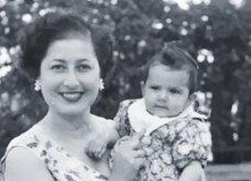 Που να ήξερε αυτή αρχοντική γυναίκα στην Αλεξάνδρεια της Αιγύπτου ότι το μωρό που κρατάει θα γίνει μια μέρα διάσημη τραγουδίστρια - Κυρίως Φωτογραφία - Gallery - Video