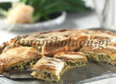 Θα σας ξετρελάνει η υπέροχη χορτόπιτα από τα Ζαγοροχώρια που έφτιαξε η Ντίνα Νικολάου - Κυρίως Φωτογραφία - Gallery - Video