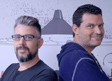 Αποκλ. Made in Greece η Allcancode, ο Σπύρος & ο Kώστας: «Δίπλωμα» από την Silicon Valley για νέες τεχνολογίες με εφαρμογές εύκολες, γρήγορα προσιτές - Κυρίως Φωτογραφία - Gallery - Video