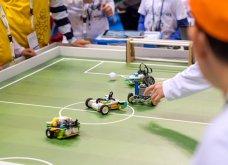 Ξεκίνησαν οι δηλώσεις συμμετοχής για τον Πανελλήνιο Διαγωνισμό Εκπαιδευτικής Ρομποτικής 2019  - Κυρίως Φωτογραφία - Gallery - Video