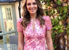 Όλα τα ροζ φορέματα της Λιζ Χάρλεϊ κάθε Οκτώβριο - Υπέρκομψη πρέσβειρα κατά του καρκίνου του μαστού (Φωτό & Bίντεο) - Κυρίως Φωτογραφία - Gallery - Video