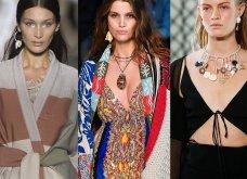 Αυτές είναι οι 13 τάσεις στα μπιζού που αξίζει να κρατήσετε από την Fashion Week: Κοσμήματα με έμπνευση - Φώτο   - Κυρίως Φωτογραφία - Gallery - Video